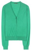 Bottega Veneta Cashmere And Silk-blend Cardigan