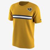 Nike Color Rush Stripe (NFL Rams) Men's T-Shirt