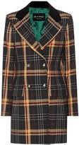 Etro Checked wool coat