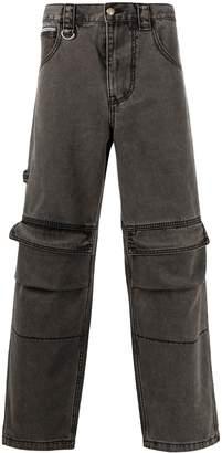Eytys Titan Max wide-leg cargo jeans