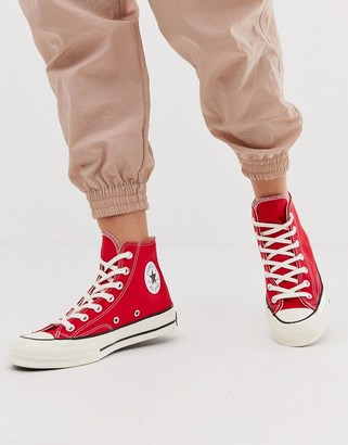 Converse Chuck '70 Hi red trainers