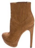 Rachel Zoe Audrey Suede Ankle Boots