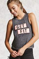 Forever 21 Active Get Fit Tank Top