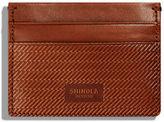 Shinola Leather 5-Pocket Card Case 2.0