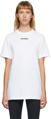 Off-White White Marker Arrows T-Shirt