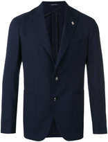 Tagliatore suit jacket - men - Silk/Cupro/Wool - 46