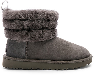UGG Fluff Mini Quilted Bootie
