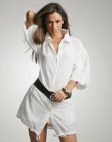 Firetrap Blouson Drawstring Shirt Dress