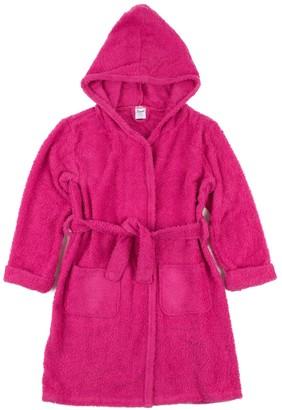 Leveret Pink Bathrobe (Baby, Toddler, Little Kids, & Big Kids)