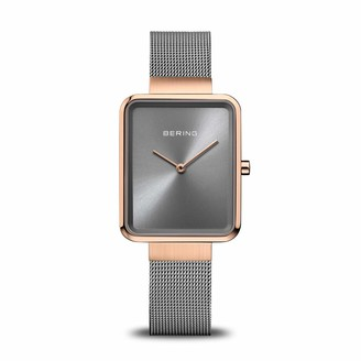 Bering Womens Analogue Quartz Watch with Stainless Steel Strap 14528-369