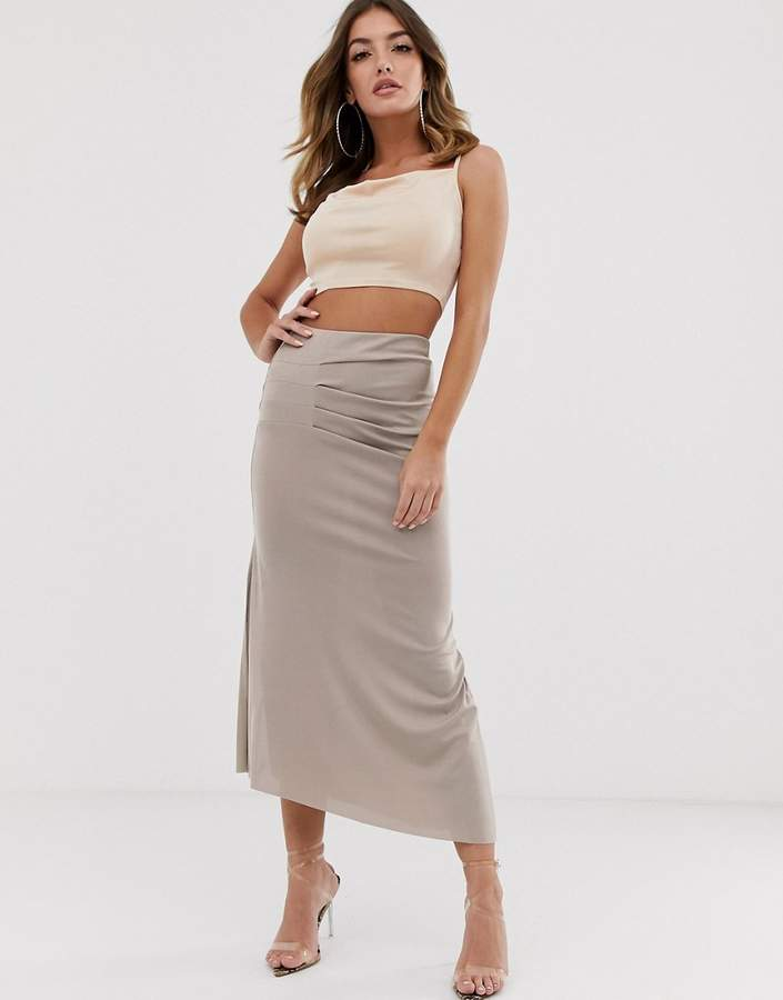 c01d0f6f66 Asos Pink Skirts - ShopStyle UK