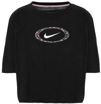 Nike FEMME TSHIRT CROP T-shirt