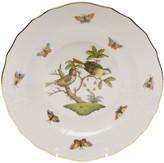Herend Rothschild Bird Dessert Plate - Motif 11