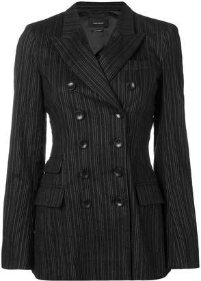 Isabel Marant fitted double breasted blazer