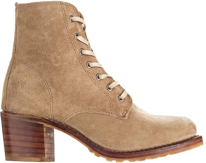 Frye Sabrina 6G Lace Up Boot - Women's