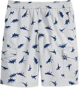 Epic Threads Dino-Print Cargo Shorts, Little Boys (2-7), Only at Macy's