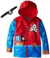Stephen Joseph SJ860129 A45 Pirate Rain Coat Size 110/116