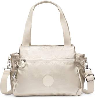 Kipling Elysia Metallic Shoulder Bag