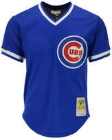 Mitchell & Ness Men's Ryne Sandberg Chicago Cubs Authentic Mesh Batting Practice Jersey
