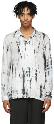 SASQUATCHfabrix. White Tie-Dye Shirt