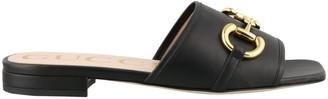 Gucci Horsebit Slides