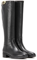 Tory Burch Sidney Leather Boots