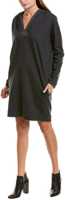 Brunello Cucinelli Wool-Blend Sweaterdress
