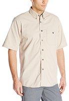 R&K Red Kap Men's RK Cotton Contrast Dress Shirt