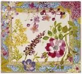 Gien Mille Fleur Square Serving Plate