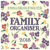 Emma Bridgewater 2018 Family Organiser