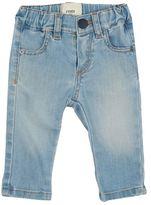 Fendi Denim trousers