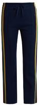 Isabel Marant Étoile Dobbs Side-striped Track Pants
