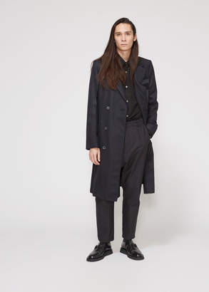 Lanvin Double Breasted Coat