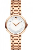 Movado Ladies 1881 Quartz Watch 0607100