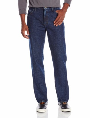 Wrangler Authentics Men's Big and Tall Big & Tall Classic 5-Pocket Regular Fit Cotton Jean