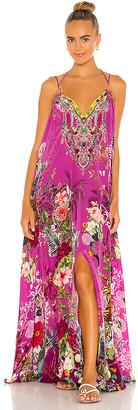 Camilla Ring Detail Strap Dress