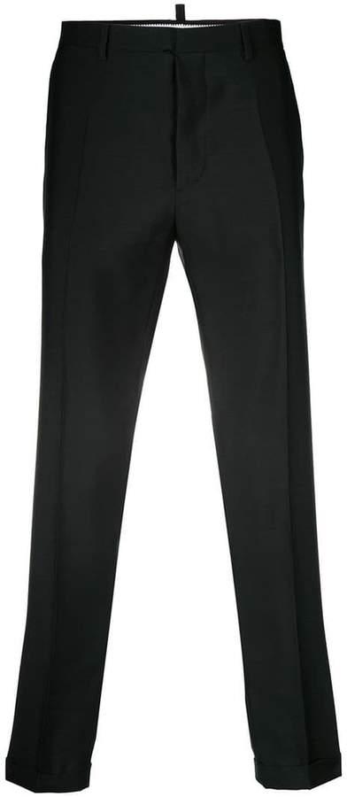 DSQUARED2 button-up suit trousers