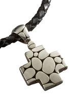 John Hardy Kali Cross Pendant Necklace