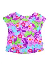 I Play I-Play Baby Girls' Rashguard (Baby) - Small (6 Months)