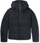 Descente Mizusawa Quilted Shell Down Coat