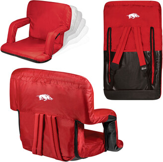 ONIVA™ Arkansas Razorbacks Ventura Seat Portable Recliner Chair