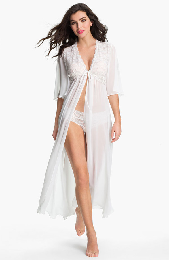 Jonquil In Bloom by 'Pearls & Lace' Robe