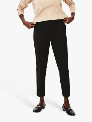 Oasis Cigarette Trousers, Black