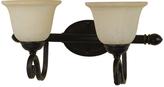 AF Lighting Harmony Two-Light Vanity Fixture