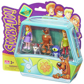 Scooby-Doo Mystery Minis Action Figures - 5 Pack