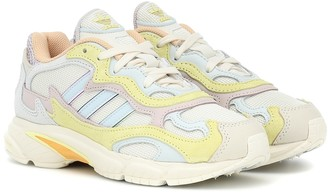 adidas Temper Run Pride leather sneakers
