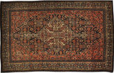One Kings Lane Vintage Persian Senneh, 4'3 x 6'6