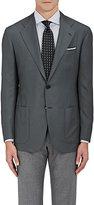 Kiton Men's Cashmere-Silk Two-Button Sportcoat
