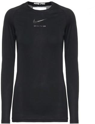 Alyx x Nike stretch-jersey top
