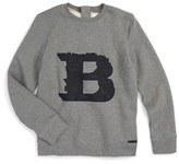 Burberry B Sweatshirt (Little Girls & Big Girls)